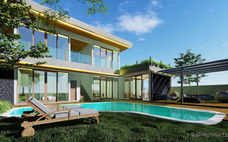 Architectural 3D Rendering Bingin