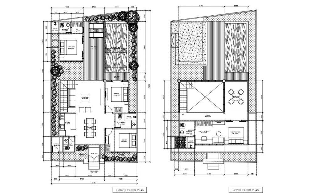Concept Design Layout Bingin